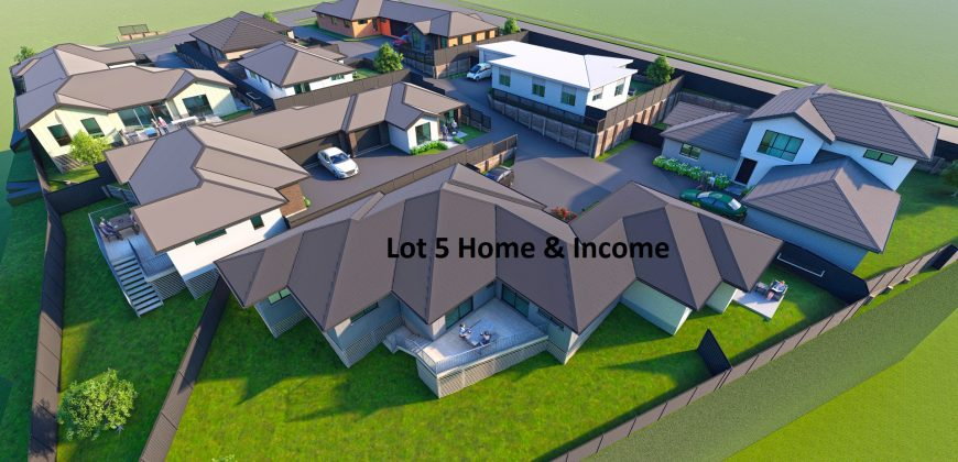 Extended Family Living or Home and Income