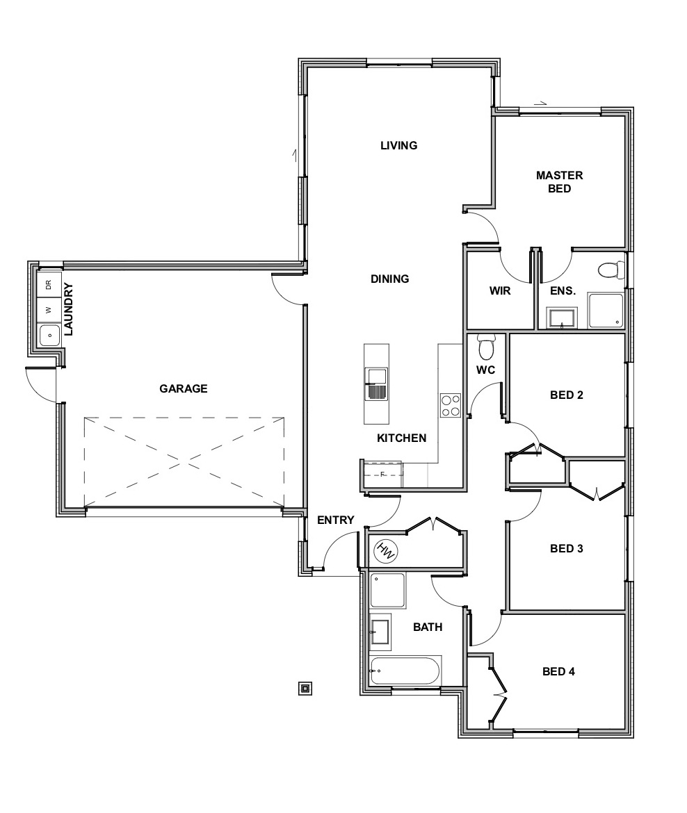 Family Living in a Great Location – 4 Bedrooms