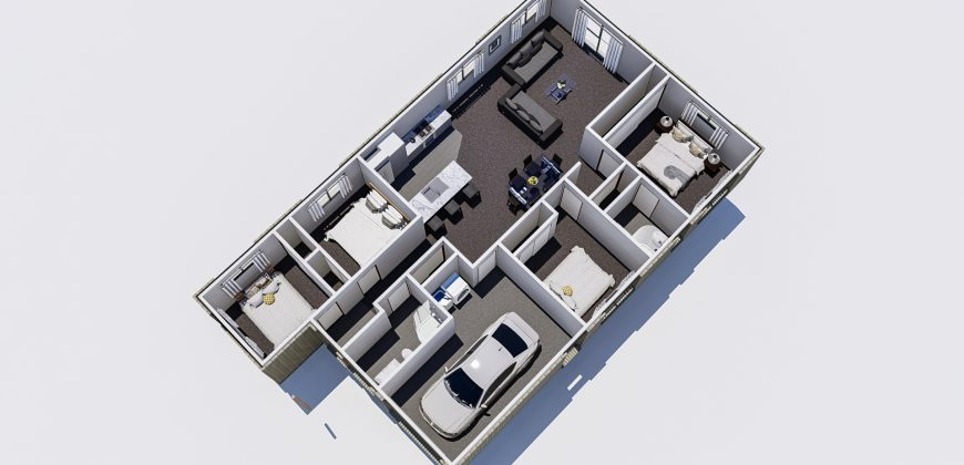 Versatile and Private – 4 bedrooms Rototuna