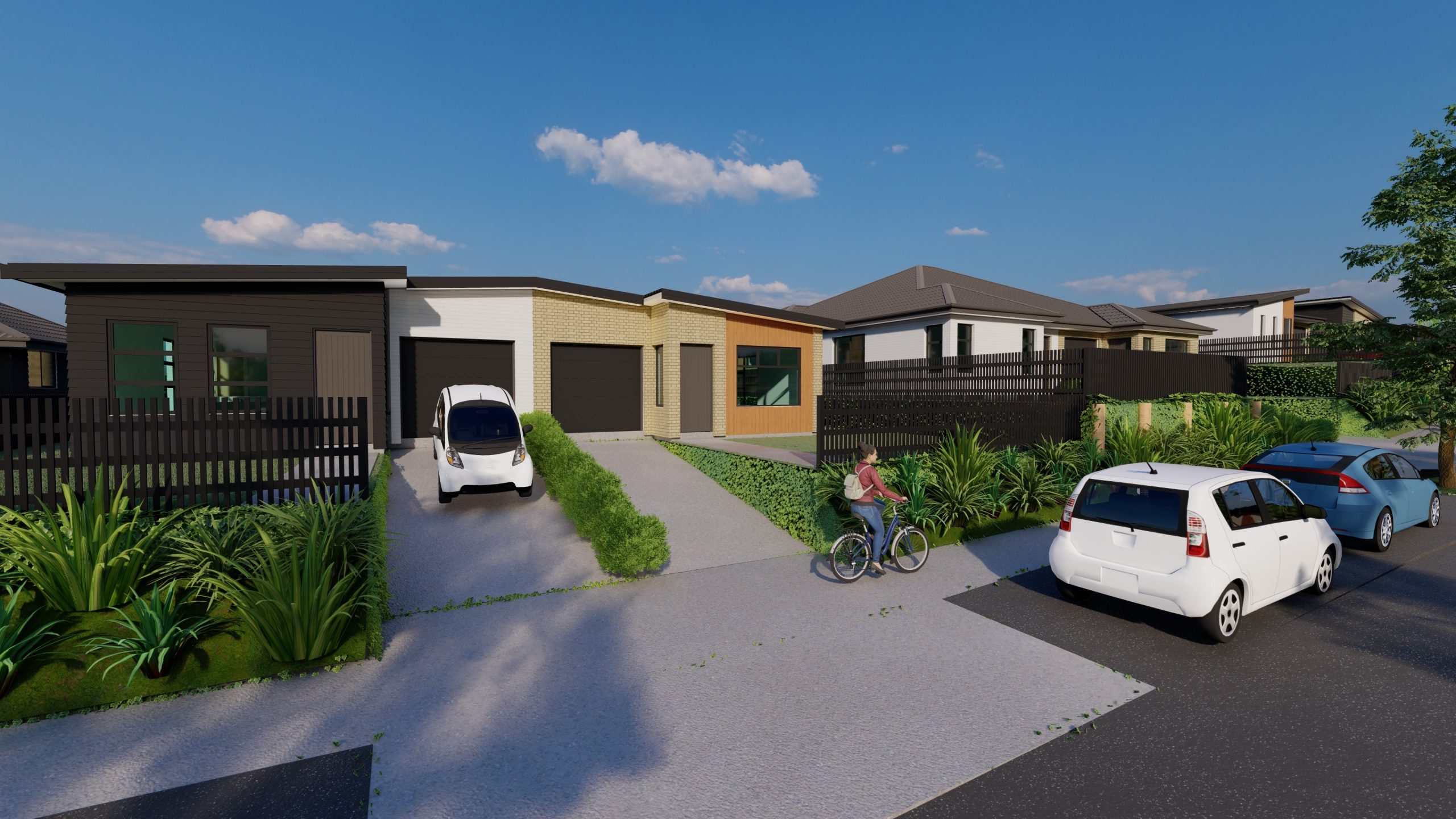 Last one in new development – price reduced!